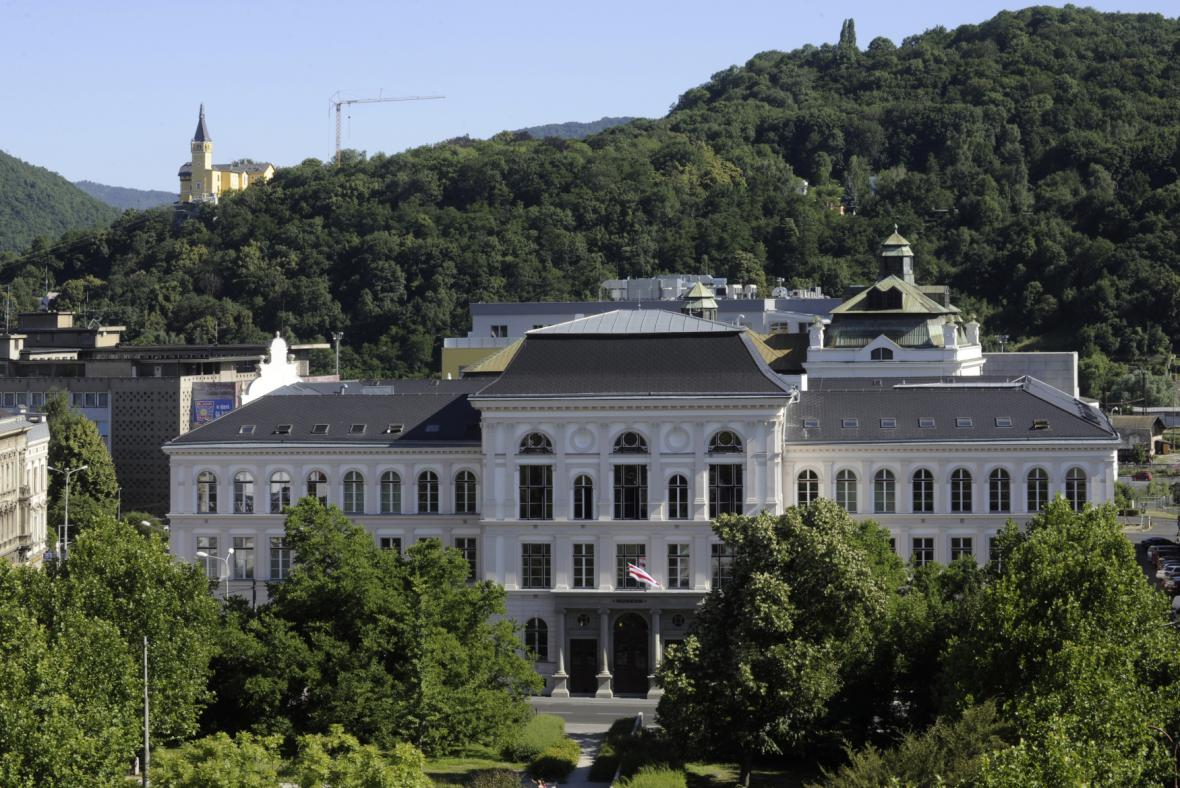 Muzeum města Ústí nad Labem po rekonstrukci v roce 2011