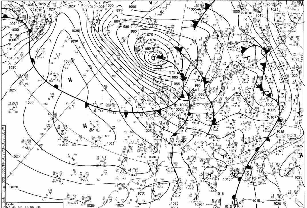 Mapa vlny