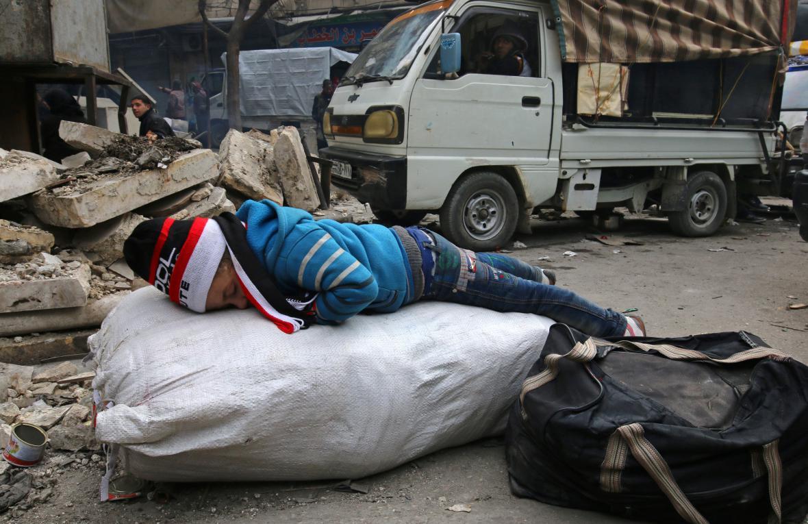 Východní Aleppo