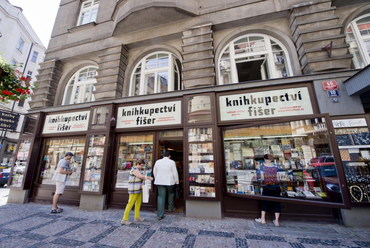 Knihkupectví Fišer