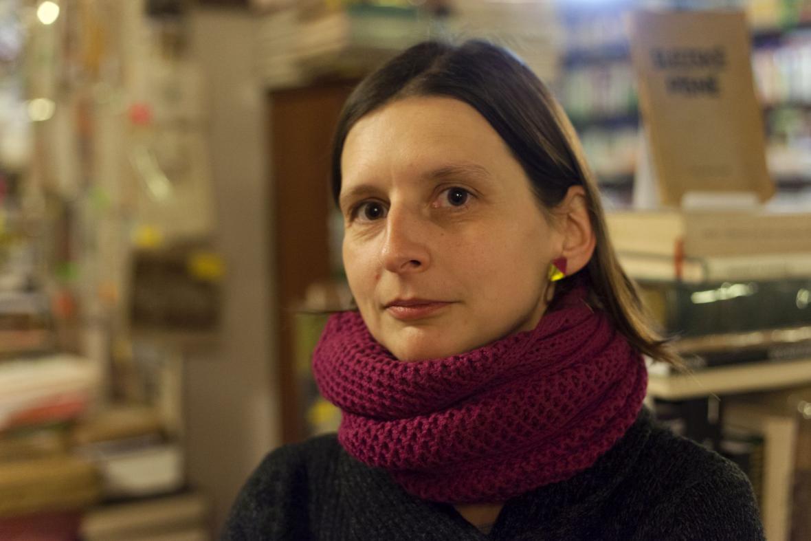Ilona Rozehnalová