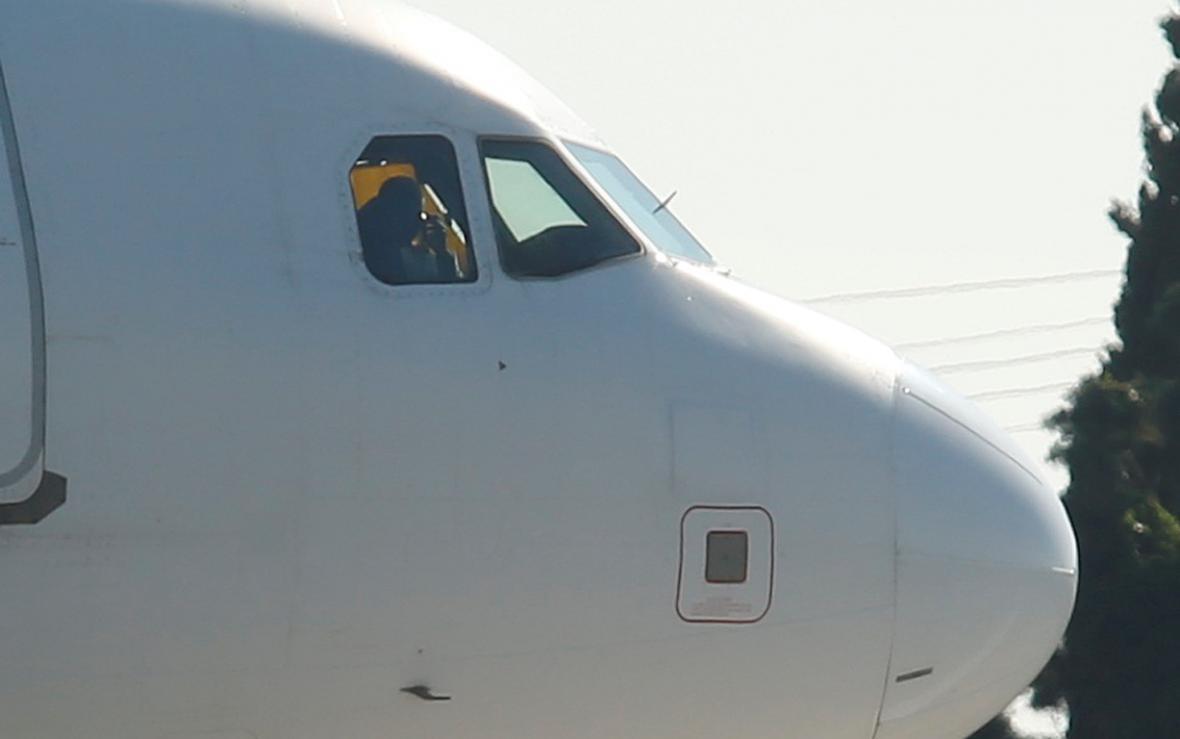 Unesené libyjské letadlo se 118 lidmi na maltském mezinárodním letišti