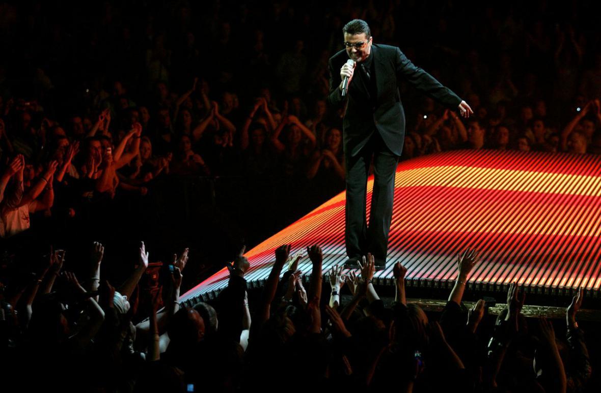 Koncert v anglickém Manchesteru v roce 2006