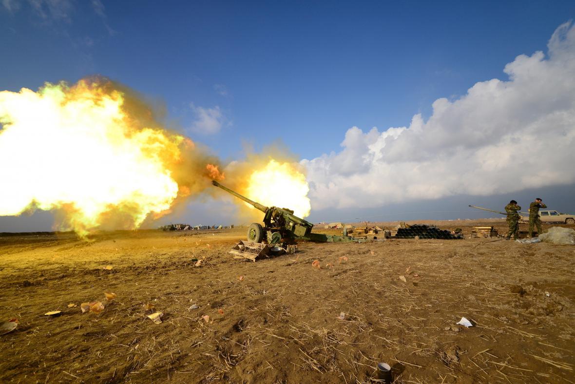 Boje o Mosul