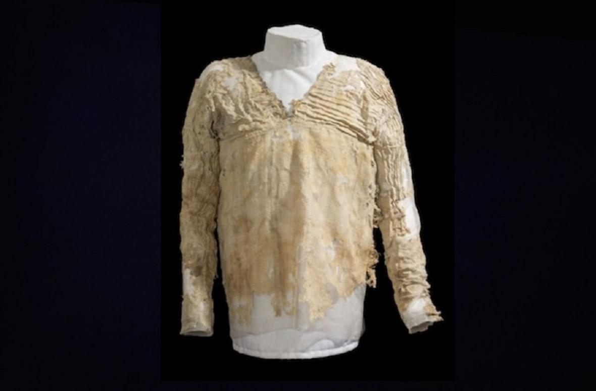 Nejstarší šaty světa