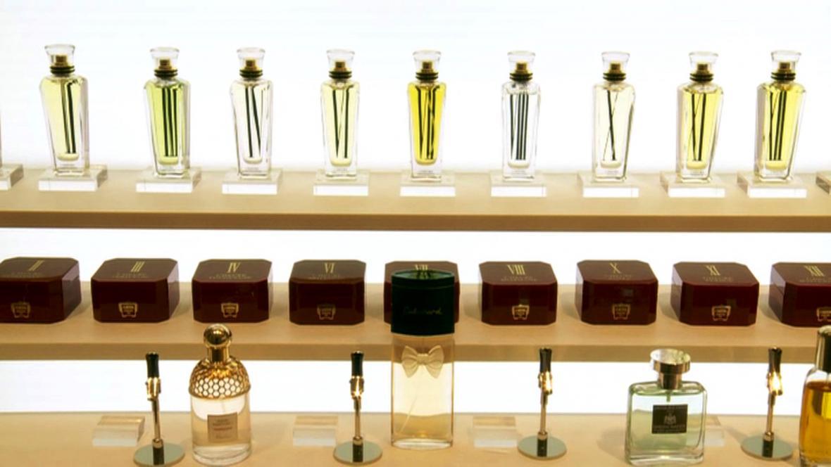 Muzeum parfémů v Paříži