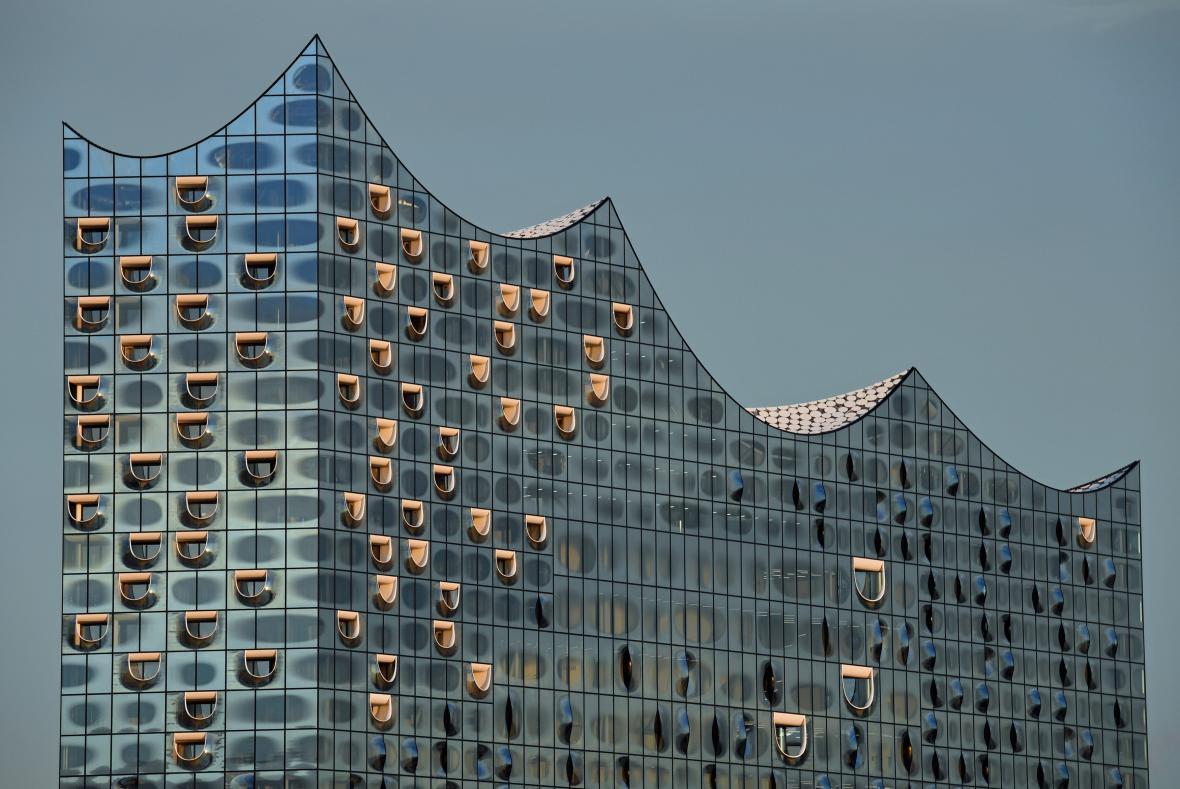 Budova Labské filharmonie