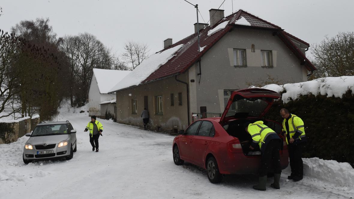 Veterináři v Chotčinách na Táborsku utratili pět desítek kusů drůbeže z chovu zasaženého ptačí chřipkou