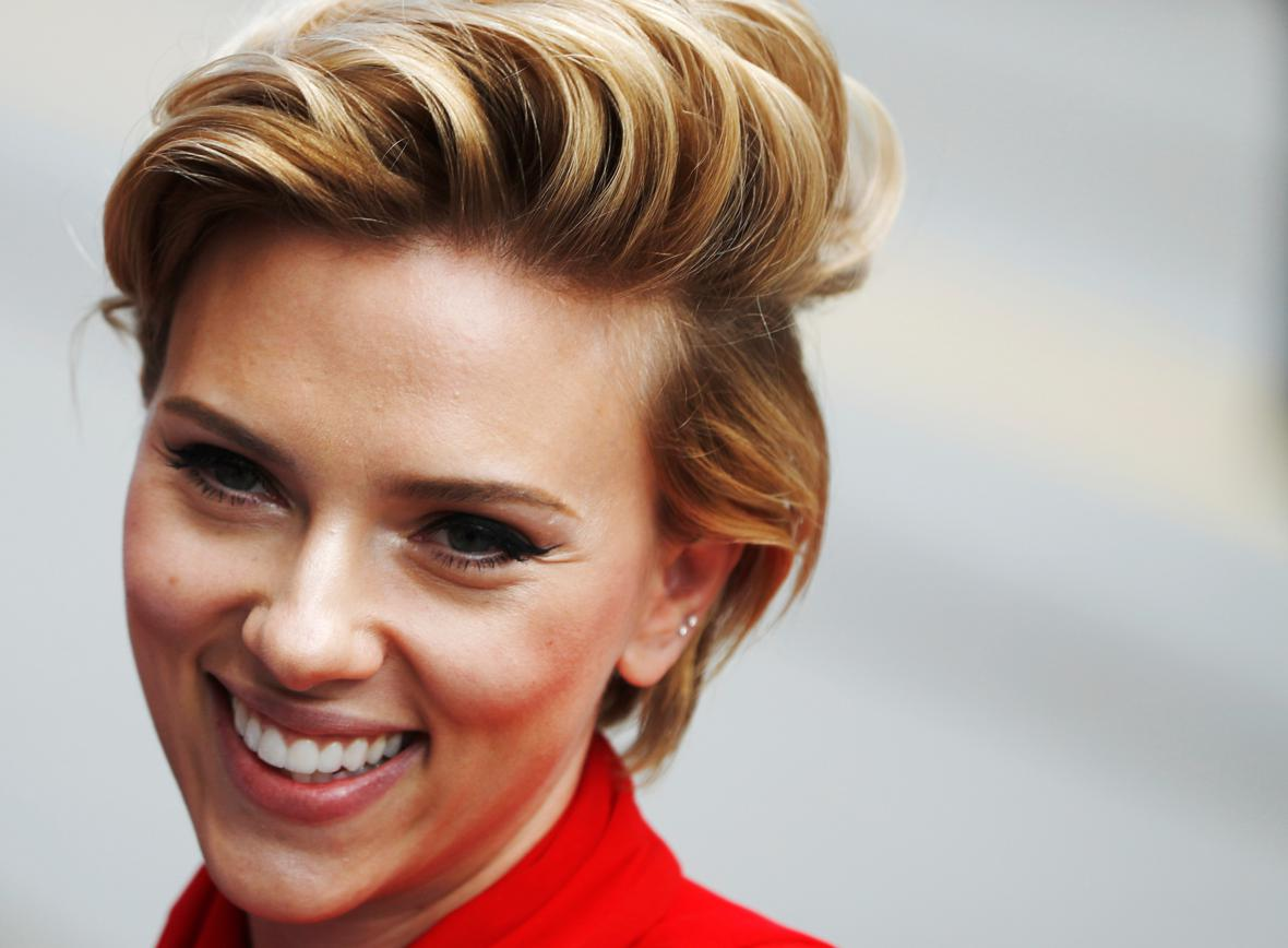 Scarlett Johanssonová