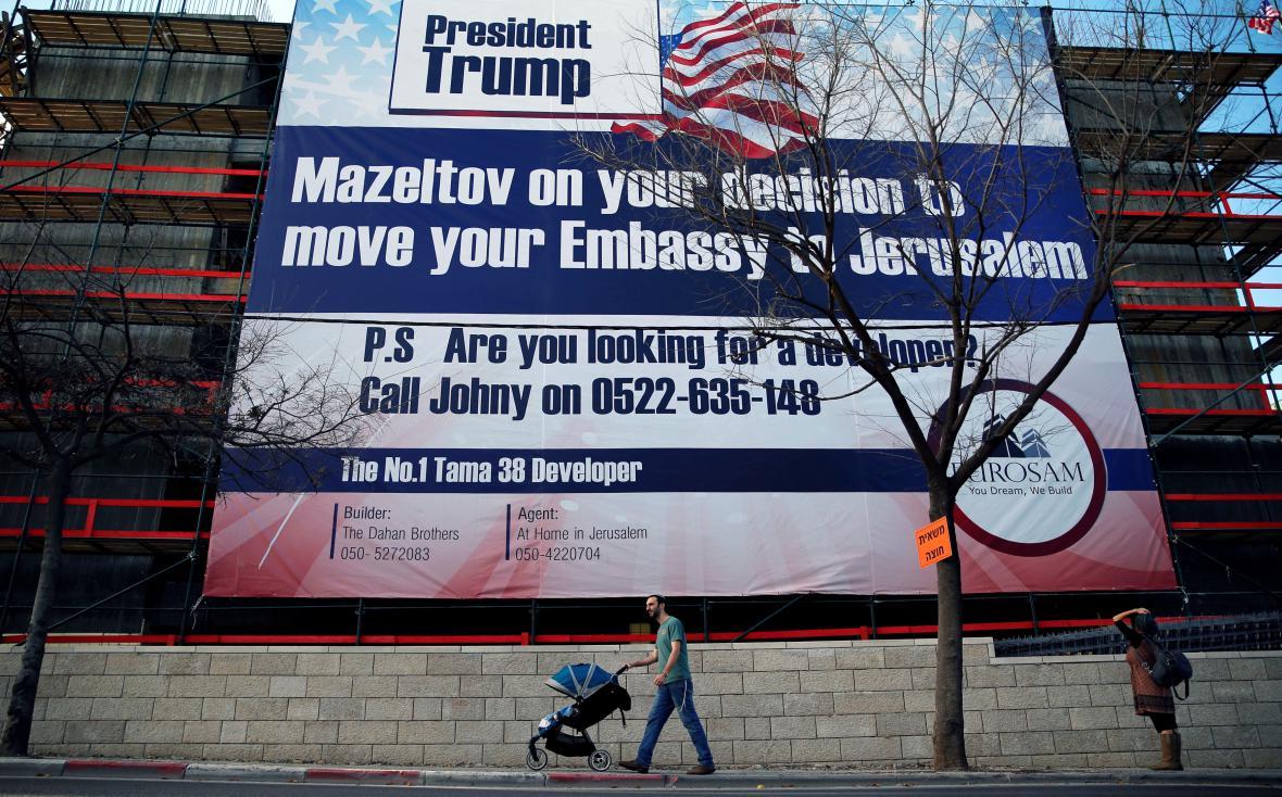 Картинки по запросу trump us embassy israel