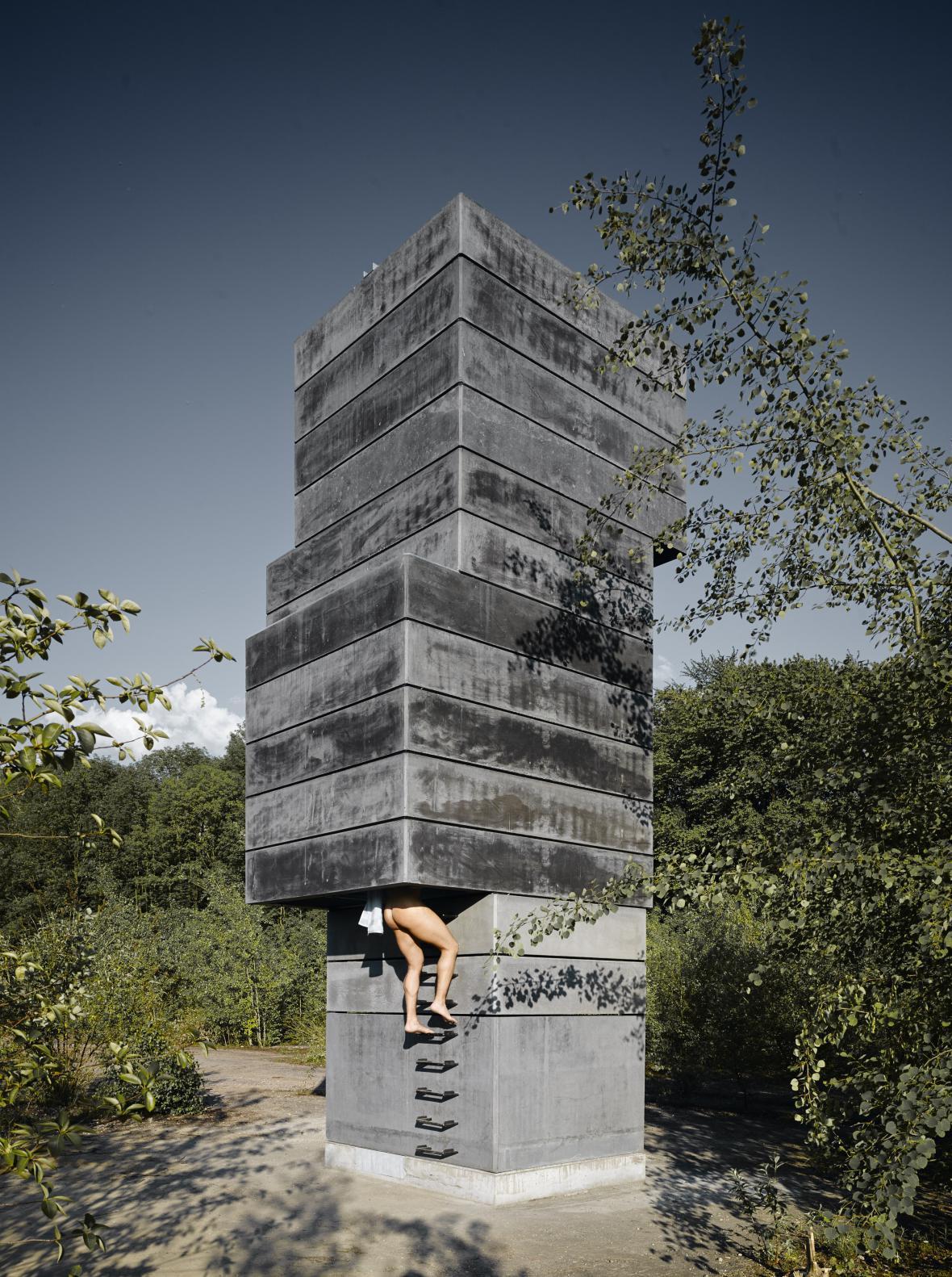 Modulorbeat: One Man Sauna (Bochum, Německo)