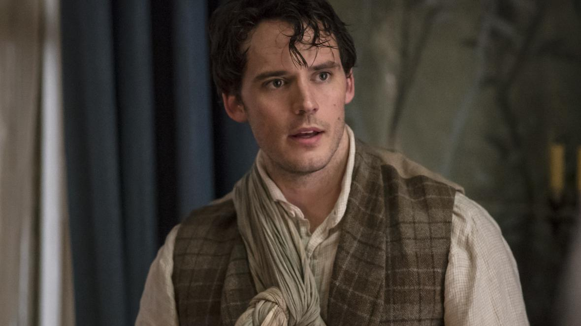 Sam Claflin ve filmu My Cousin Rachel