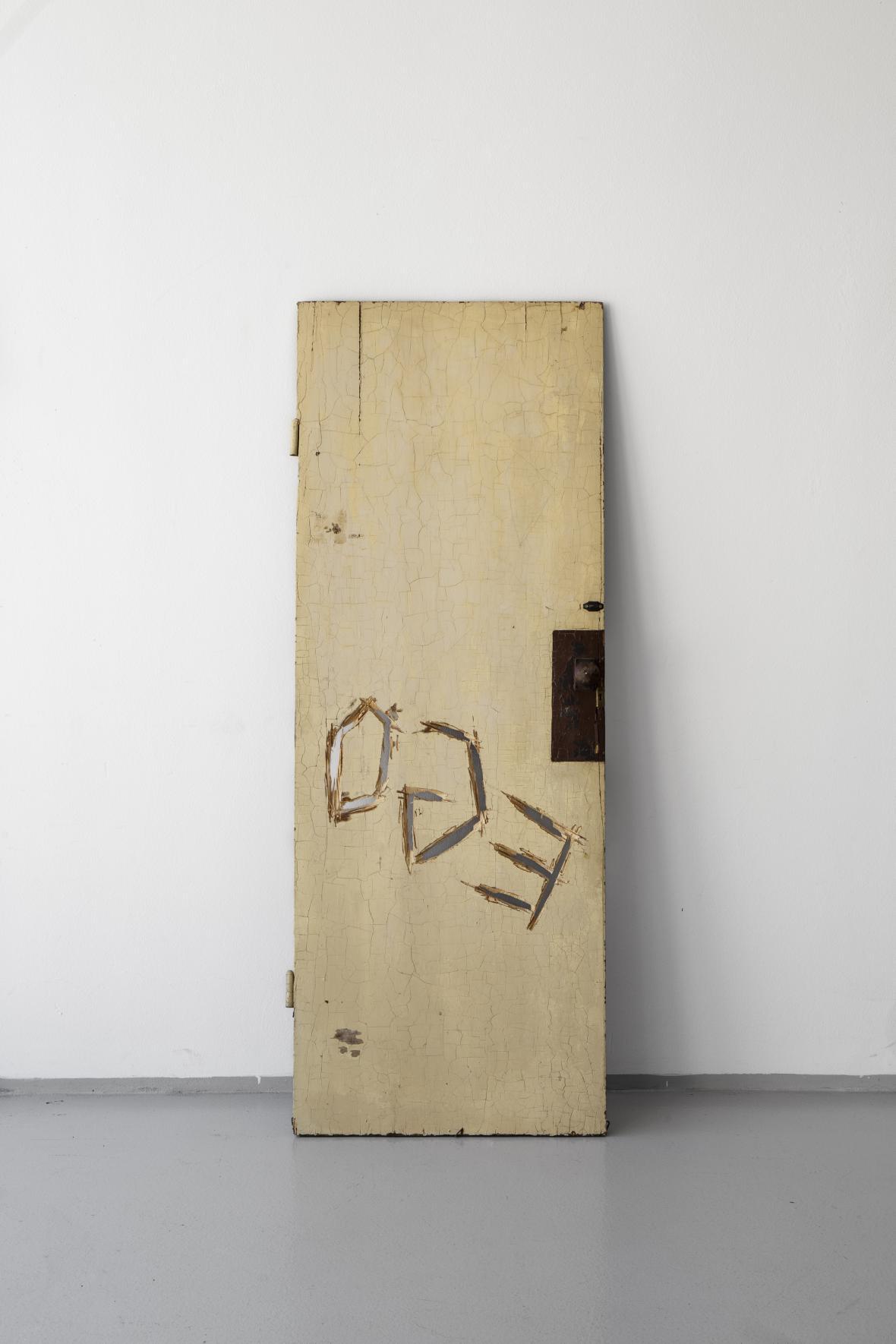Z výstavy Milan Cais: Dveře dovnitř (Villa Pellé)