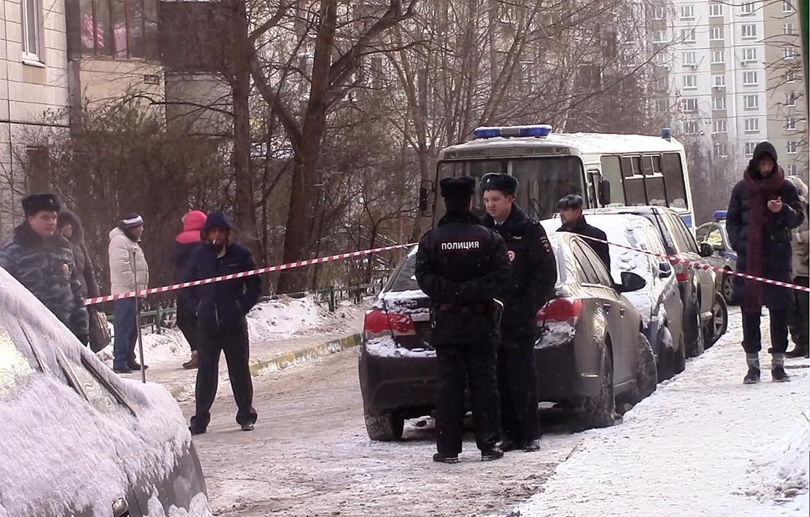 Operace FSB proti členům teroristické buňky