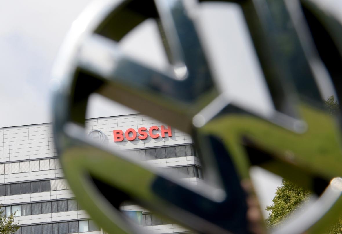 Německý výrobce automobilových součástek Bosch