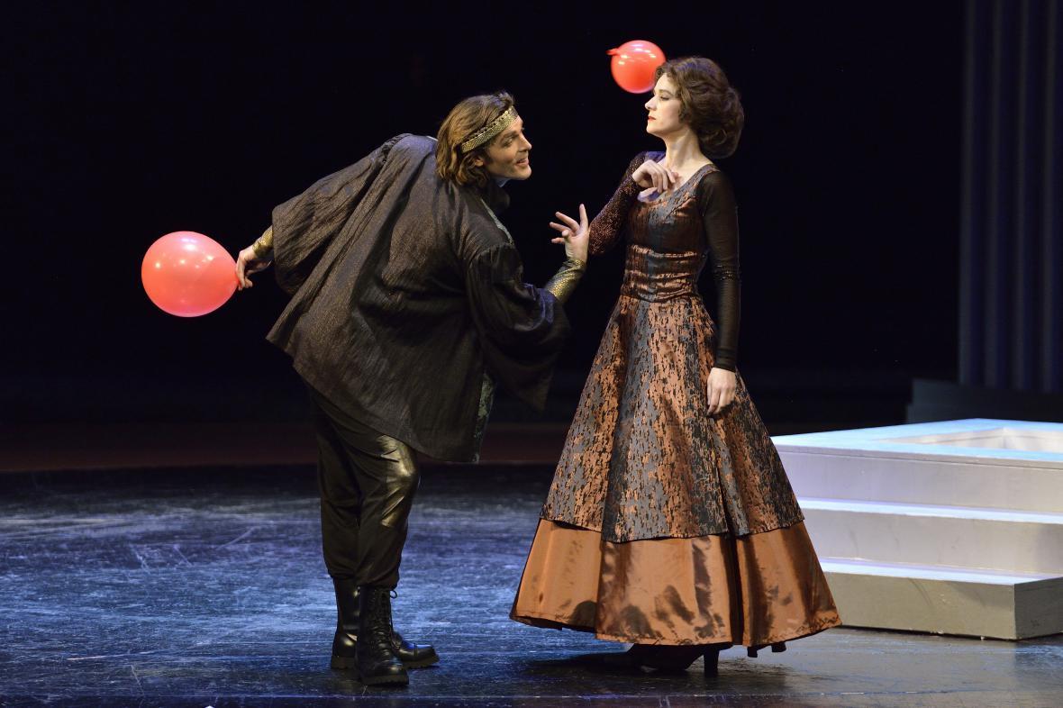 Opera Hamlet