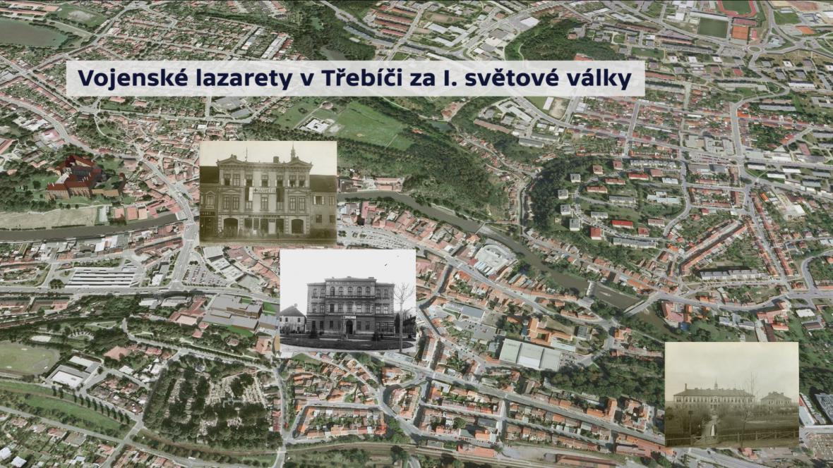 Lazarety v Třebíči