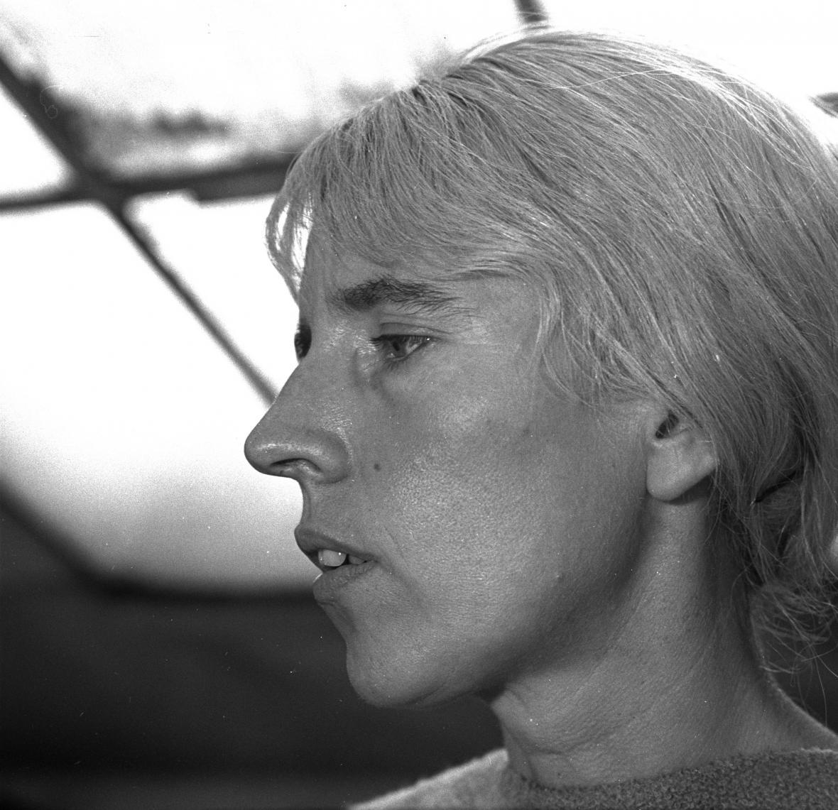 Karel Kuklík / Adriena Šimotová, 60. léta