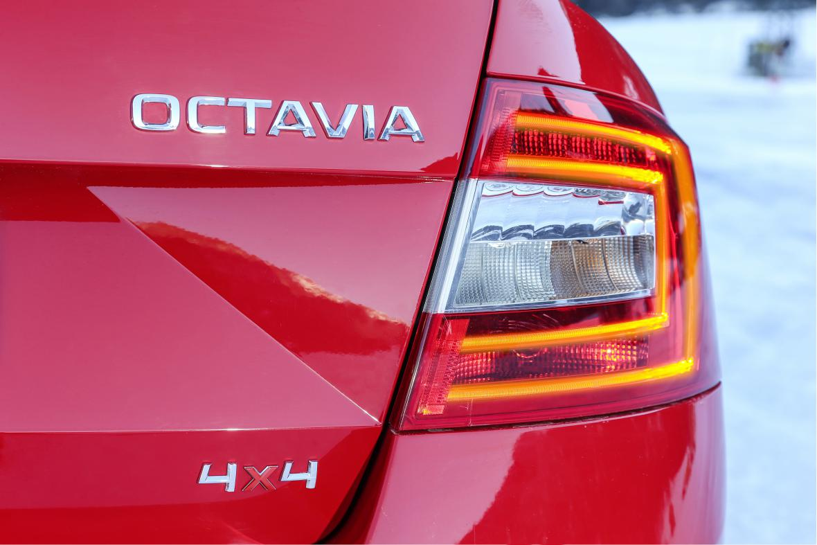 Škoda Octavia 4×4