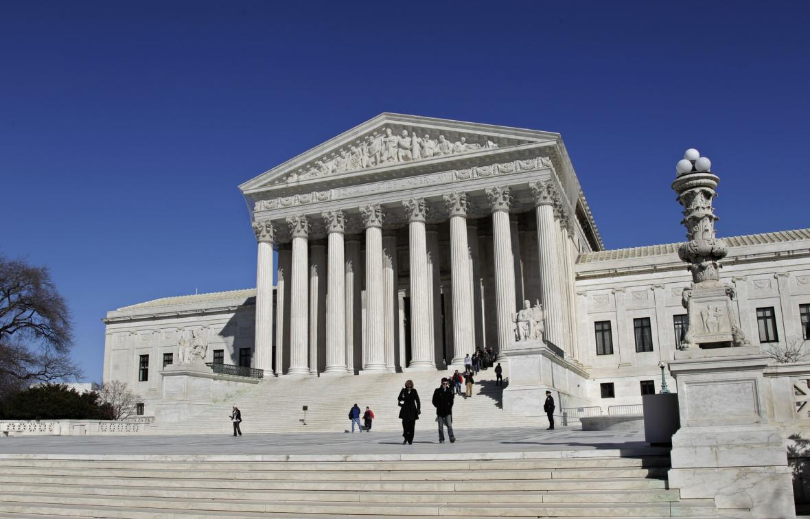 Nejvyšší soud Spojených států