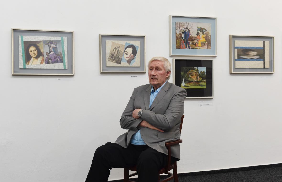 Jiří Kolář: Legenda světové koláže
