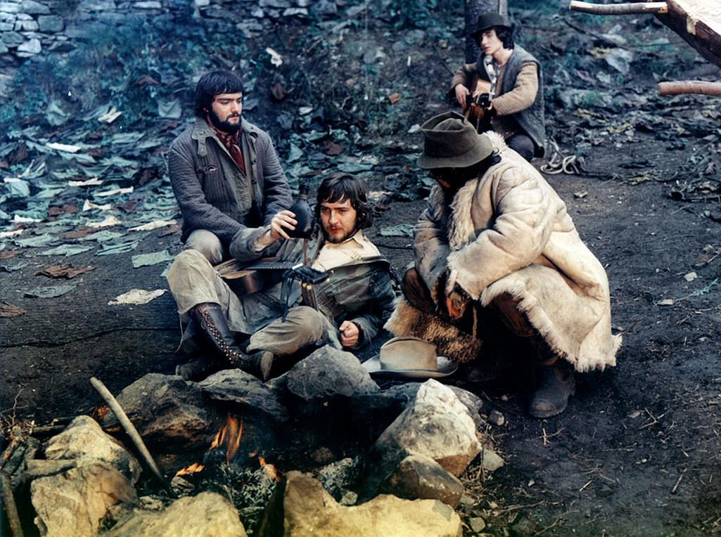 Balada pro banditu (1978, režie: Vladimír Sís)