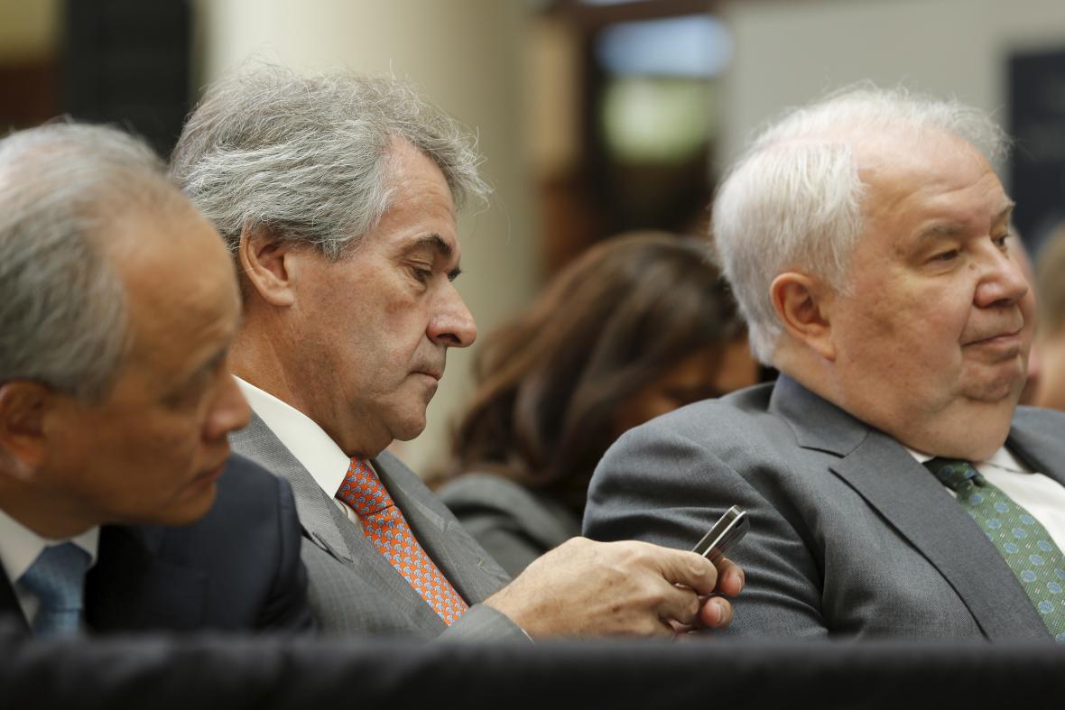Sergej Kisljak (vpravo)
