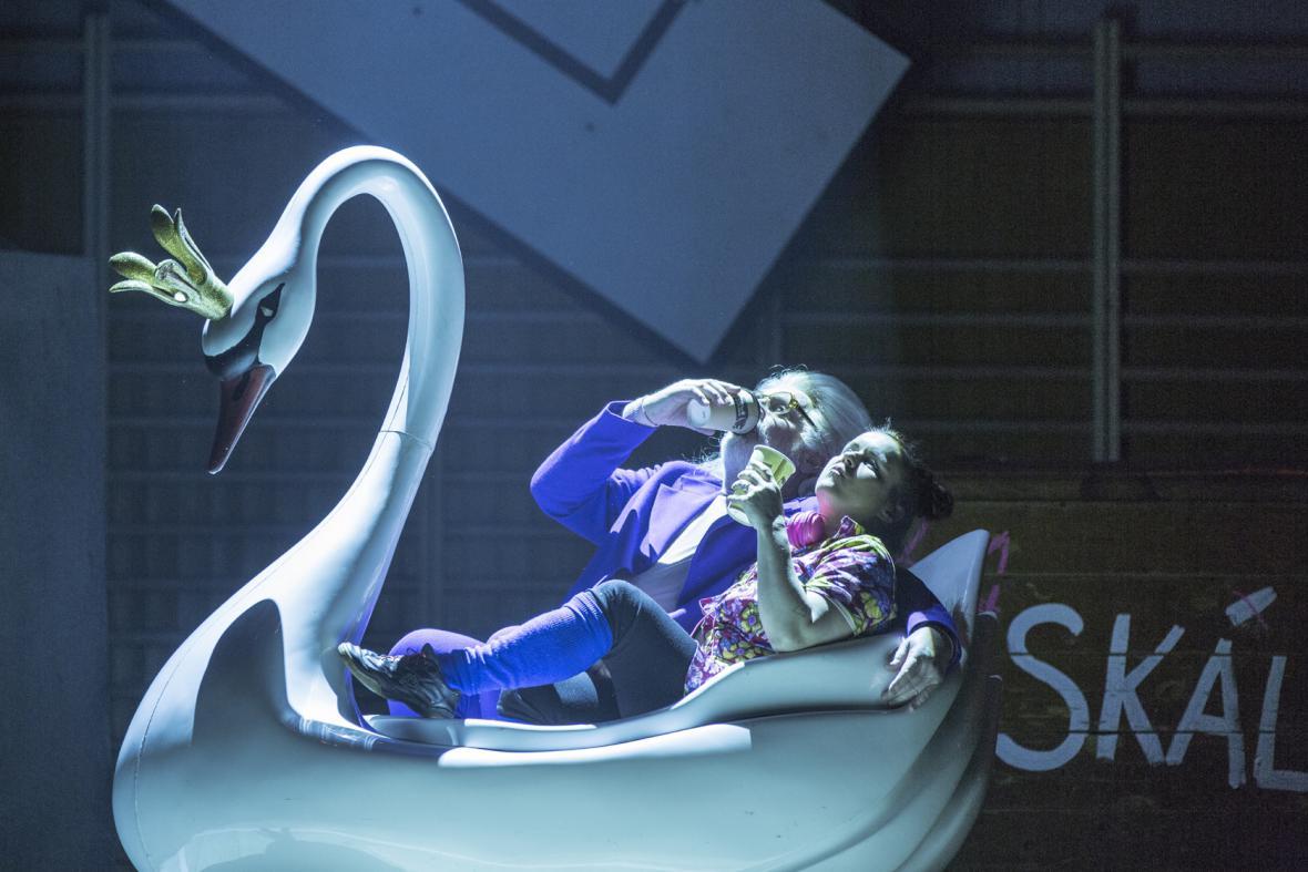 Poprask v opeře ve Stavovském divadle