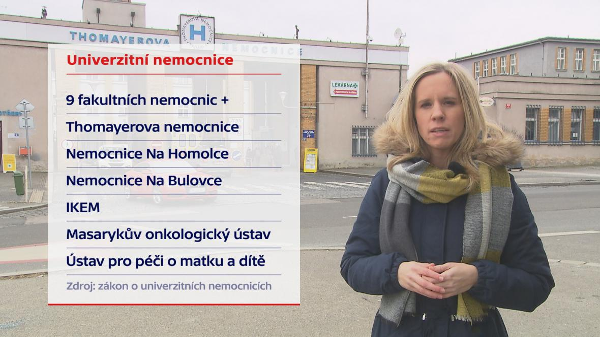 Univerzitní nemocnice
