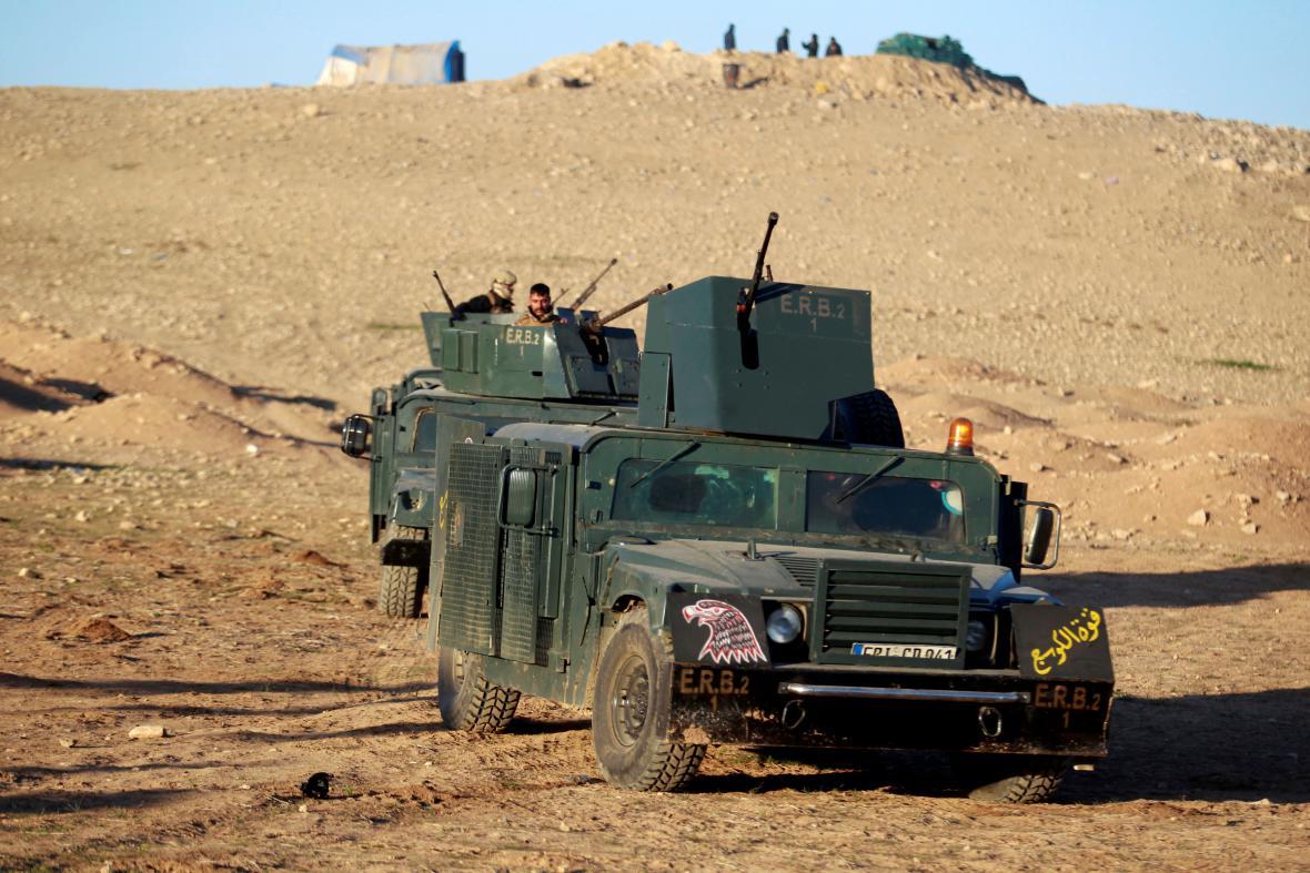 Irák začal osvobozovat západní část Mosulu.