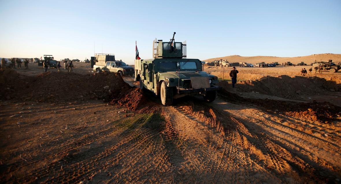 Irák začal osvobozovat západní část Mosulu