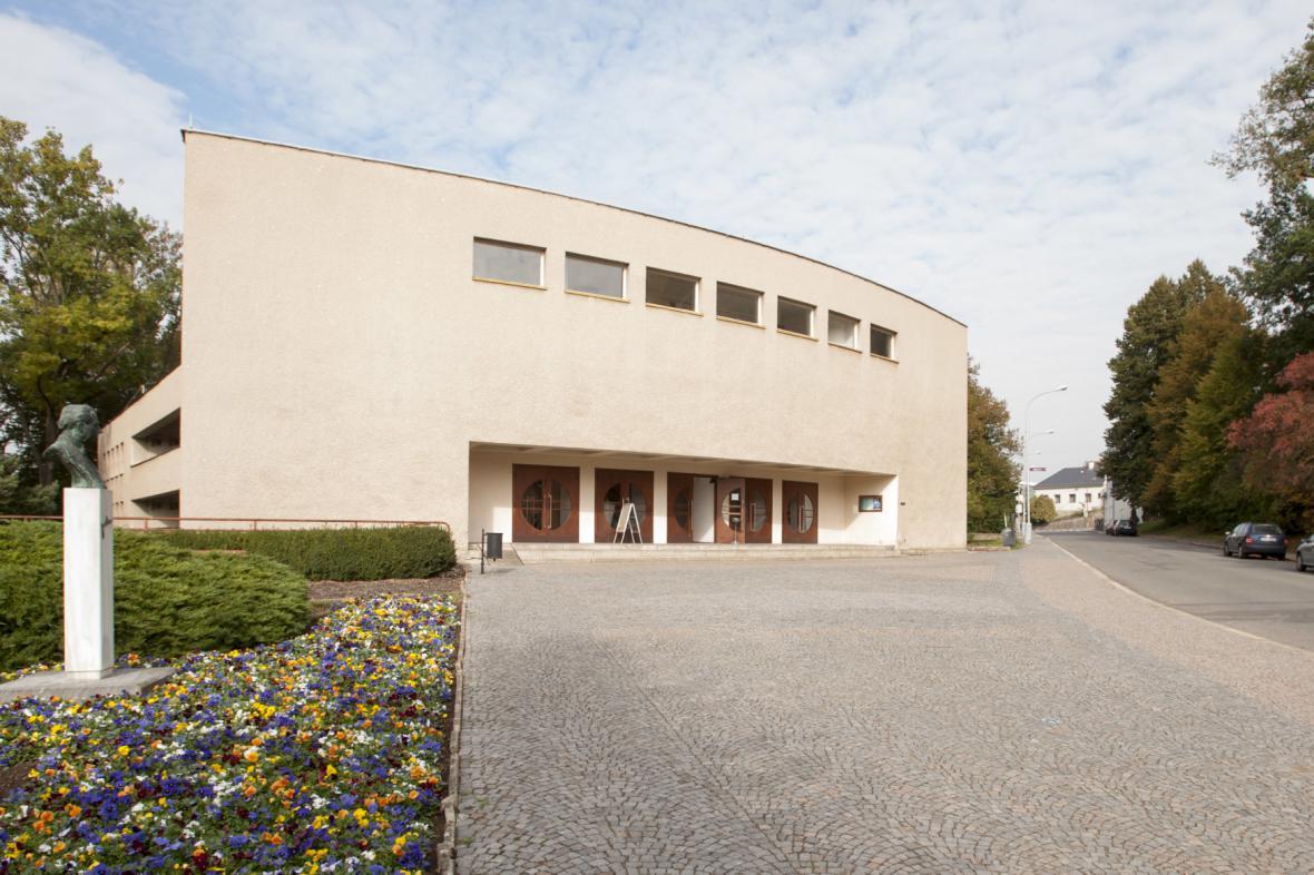 Roškotovo divadlo v Ústí nad Orlicí