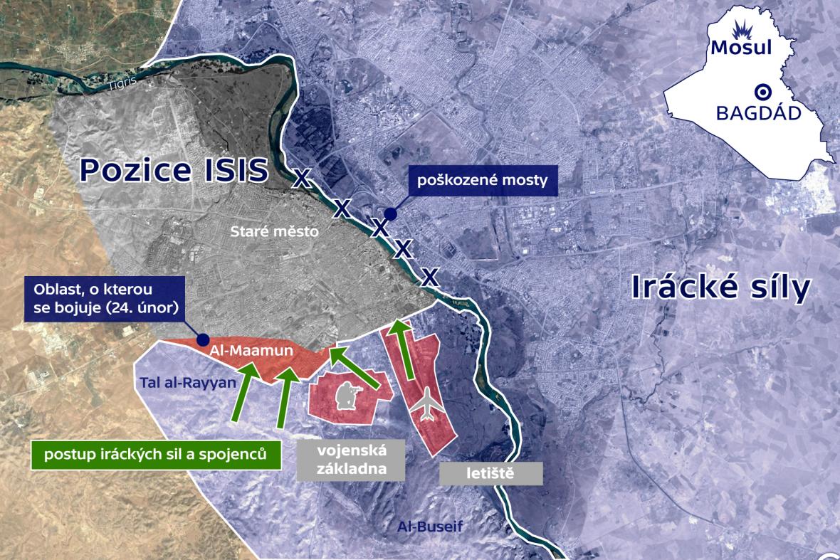 Bitva o Mosul