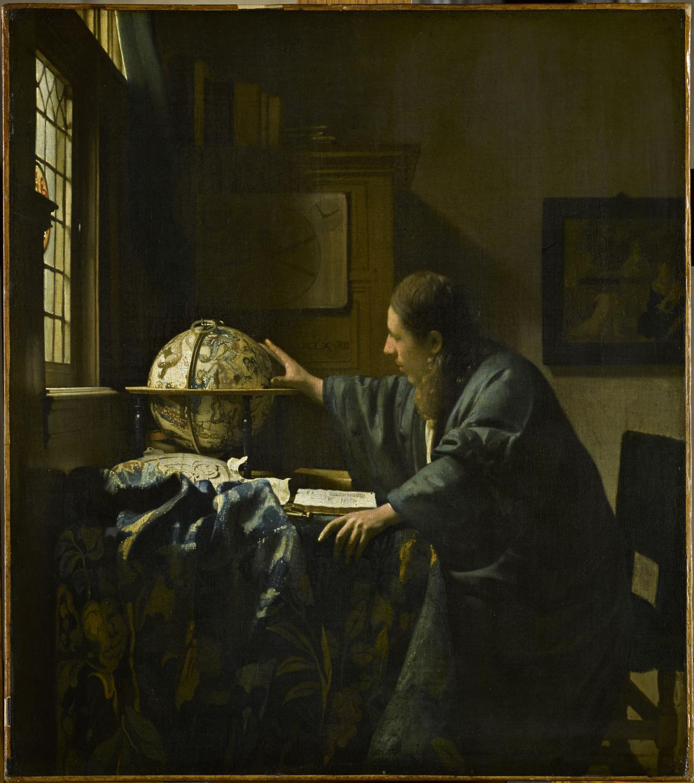 Johannes Vermeer / Astronom, 1668