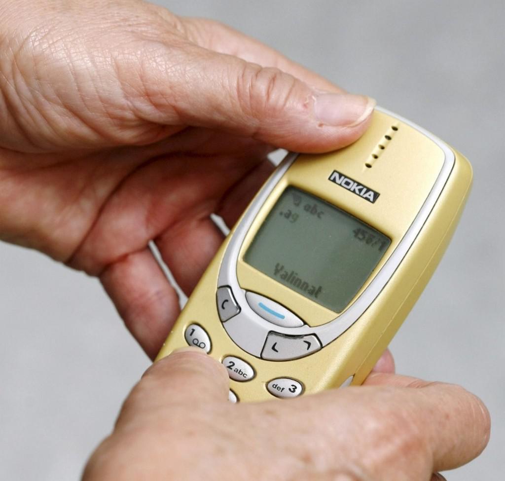Původní Nokia 3310