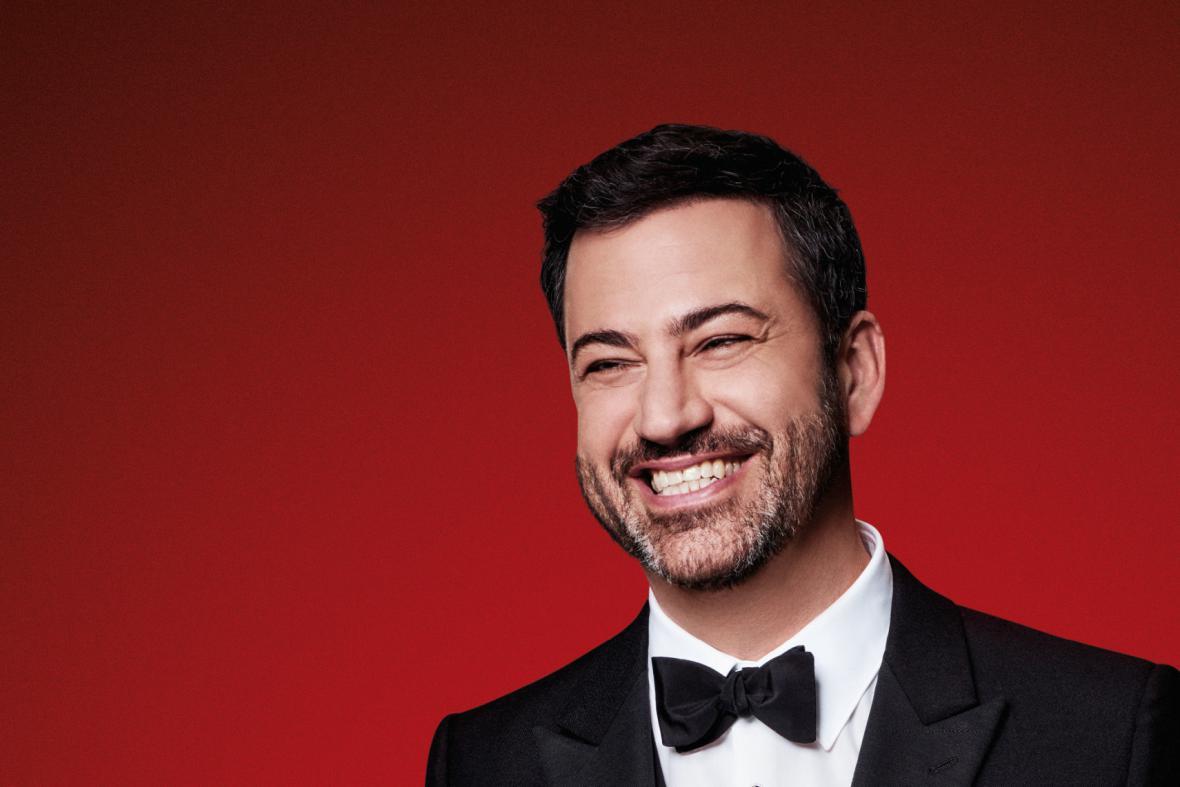 Moderátor Jimmy Kimmel
