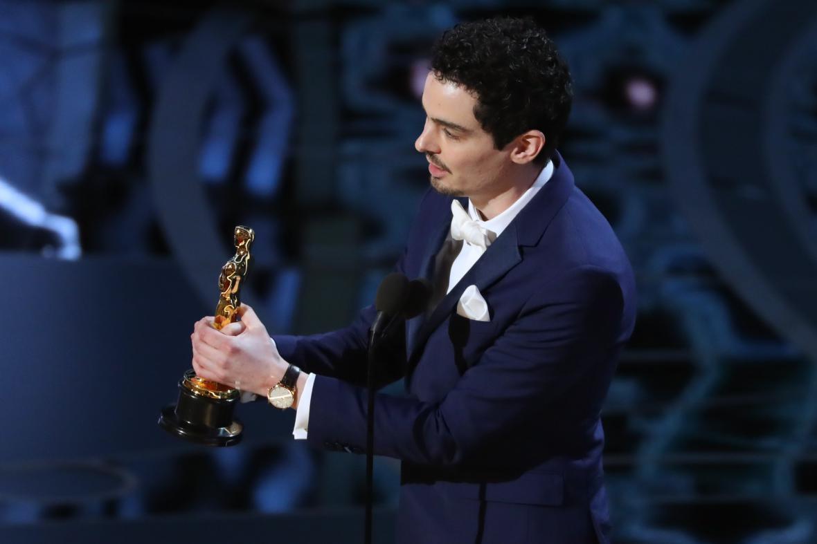 Nejlepší režisér Damien Chazelle (La La Land)