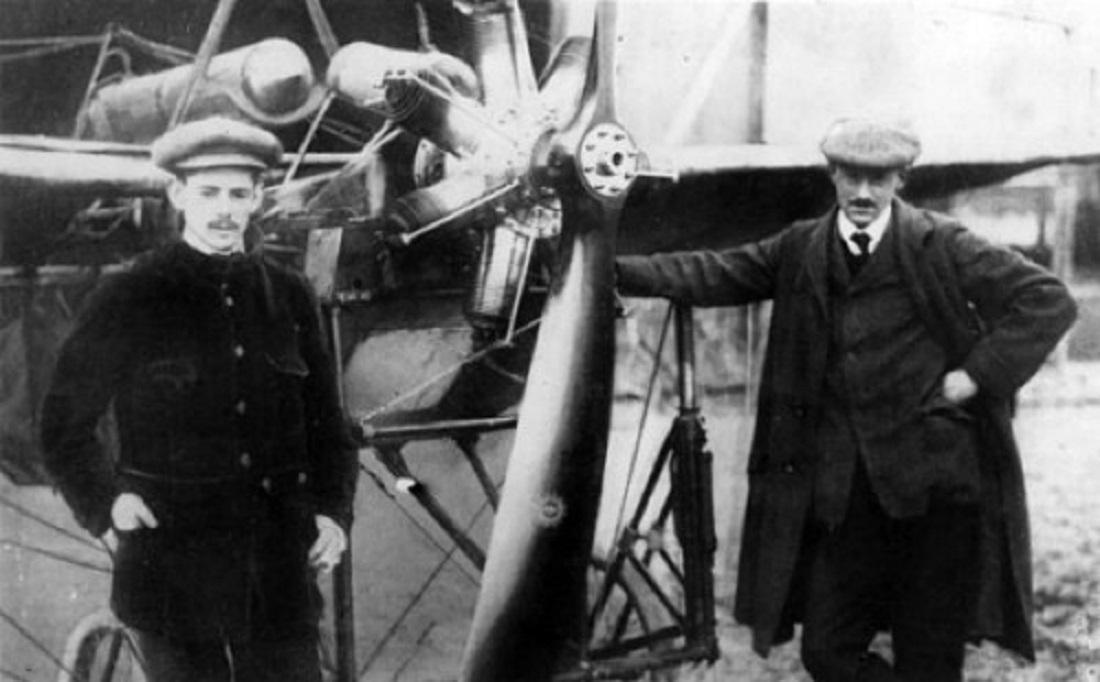 Jan Kašpar (vpravo) s Evženem Čihákem
