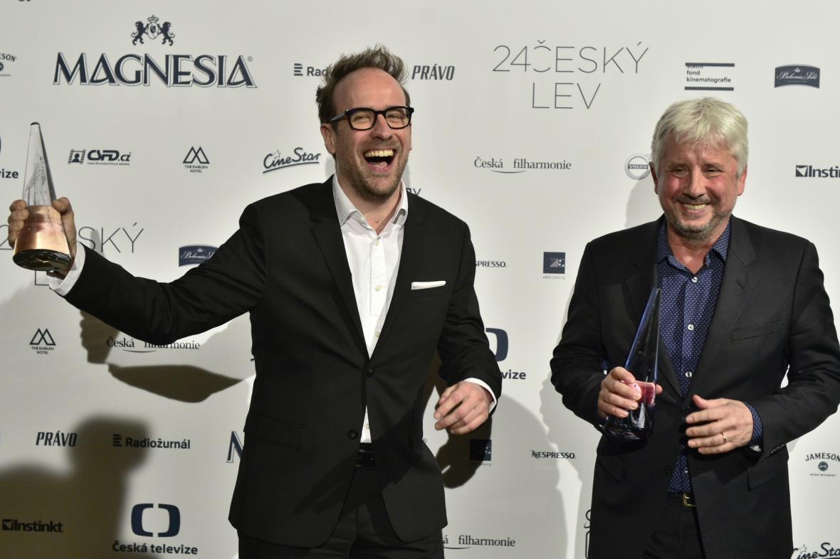 Nejlepší film: Masaryk (režisér Julius Ševčík a producent Rudolf Biermann)