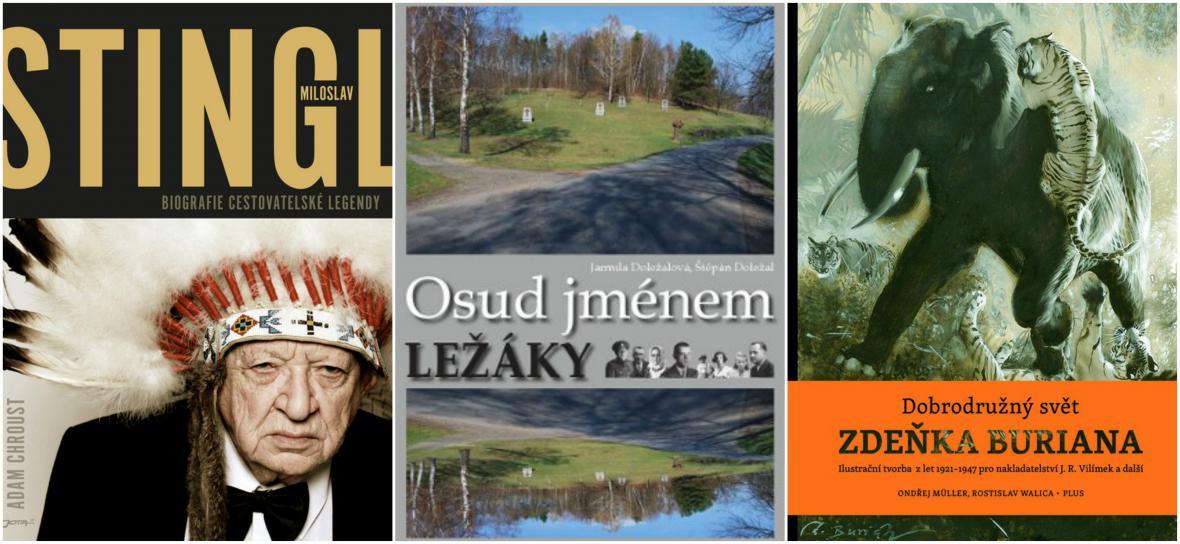 Nominace Magnesia Litera za rok 2016: nakladatelský čin