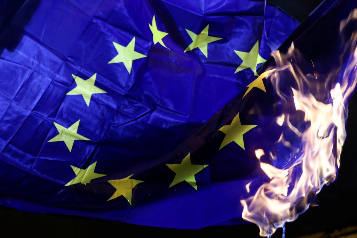 Řecko a odchod z eurozóny?