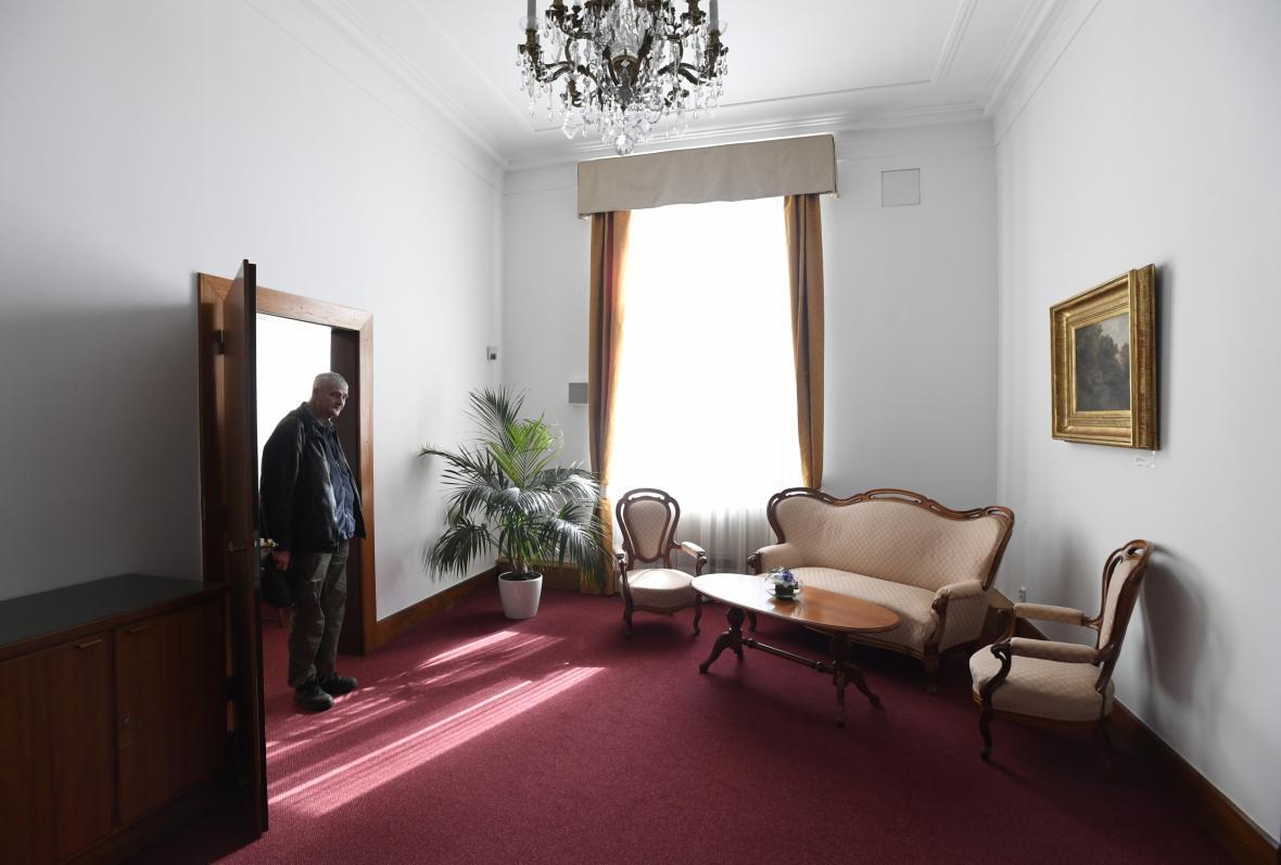 Strakova akademie se otevřela veřejnosti