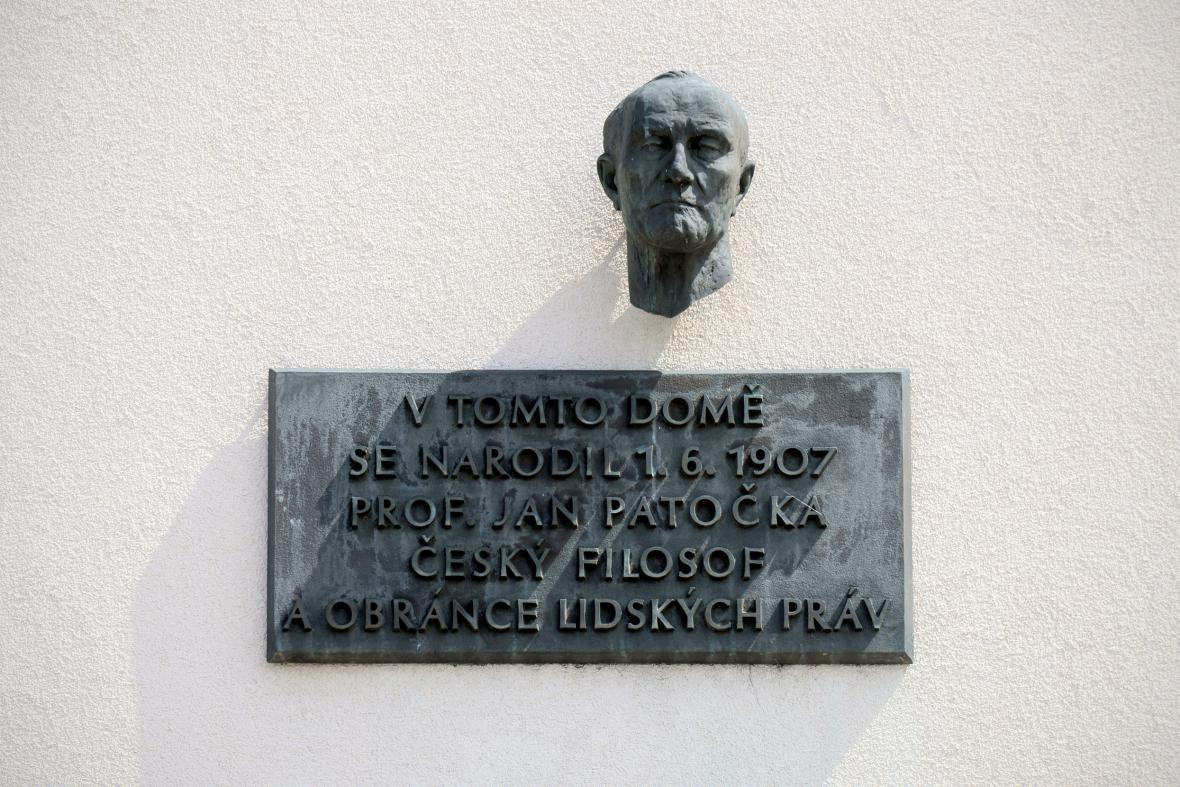 Rodný dům filozofa Jana Patočky