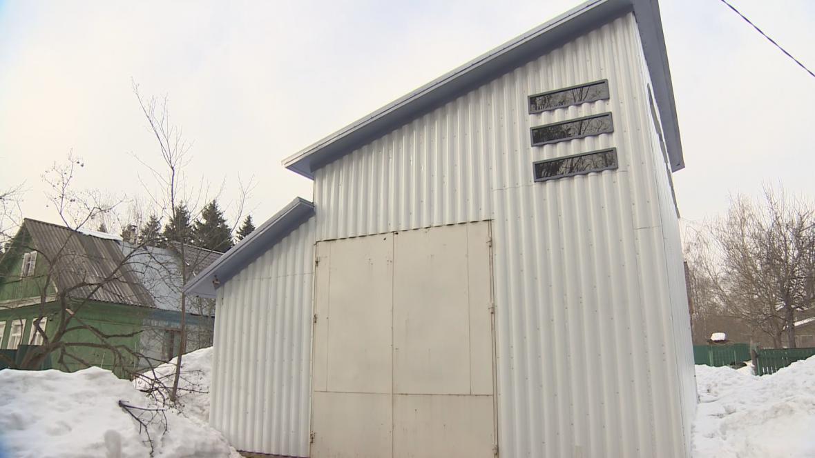 Nenápadná budova skrývá  zamrazené klienty KrioRus