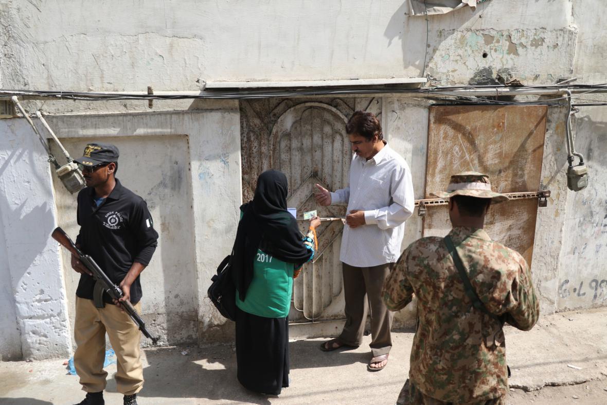 Sčítání obyvatel v Pákistánu