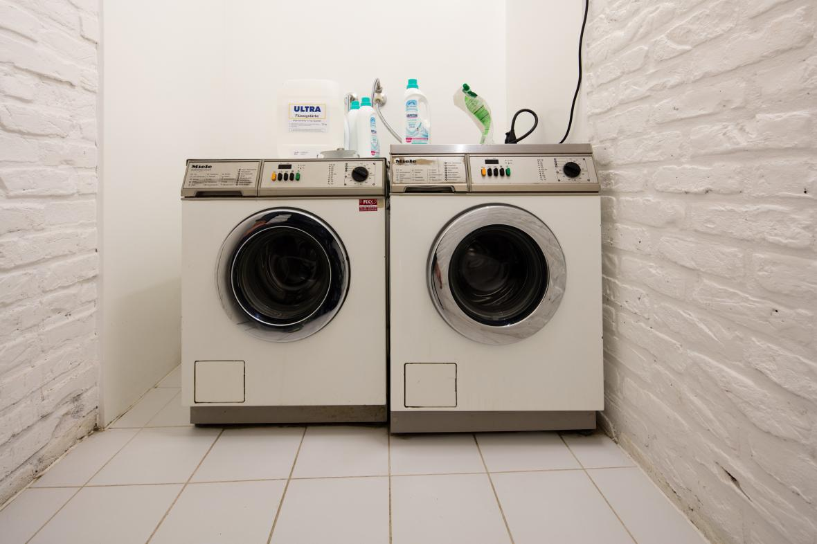 Aj Wej-wej / Z projektu Laundromat (Prádelna), 2016