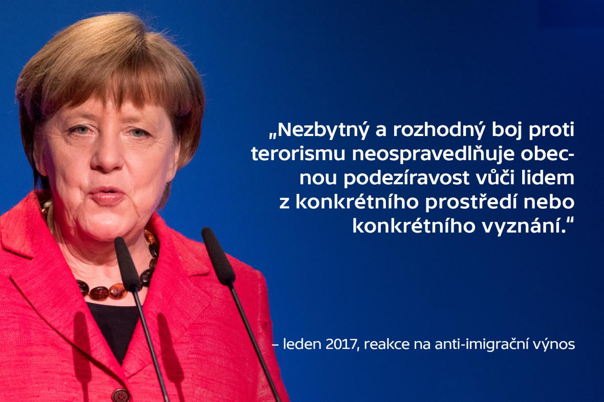 Synchron Angela Merkelová