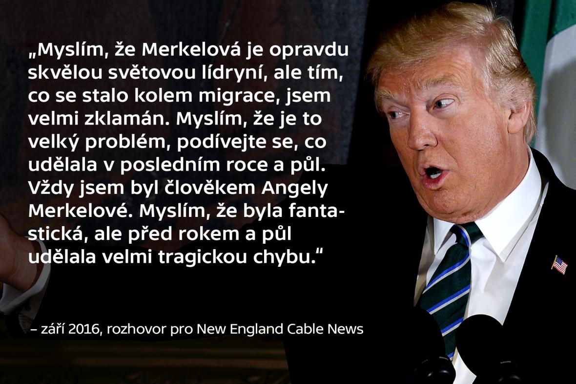 Synchron Donald Trump
