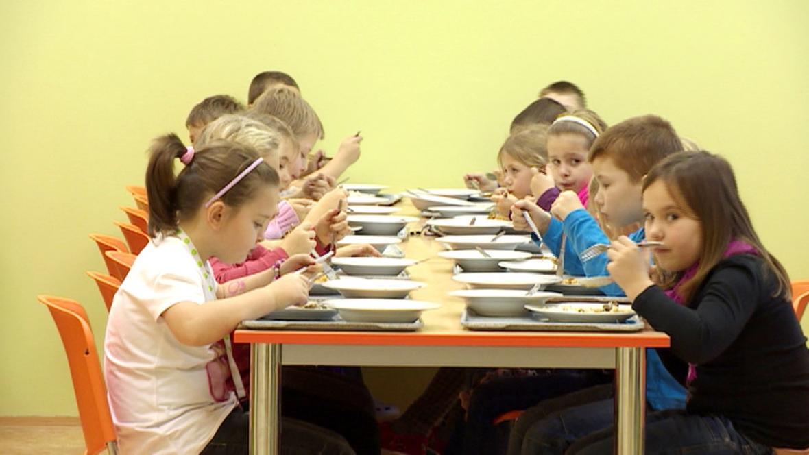 Školní obědy