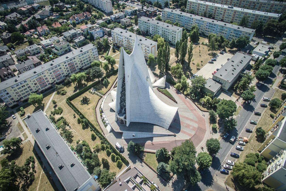 Kostel Božího milosrdenství, Kalisz